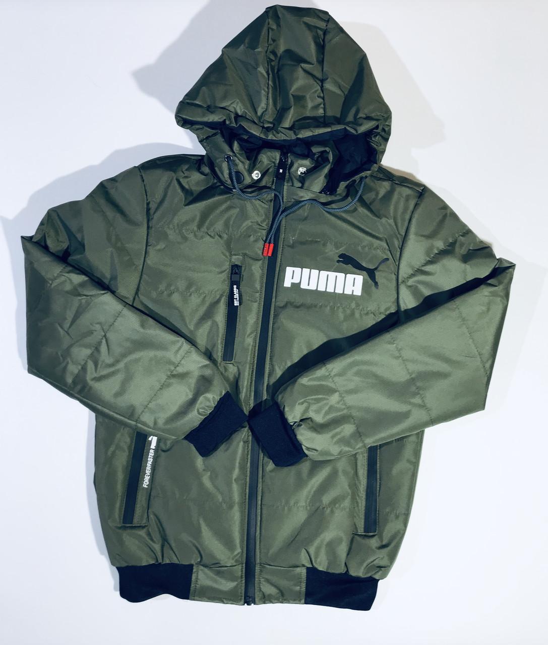 Мужская демисезонная куртка Puma, фото 1