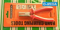 Кліщі для обтиску втулкових (трубчастих) наконечників (НШВІ) PZ-2 (1.5-6 мм2), фото 1