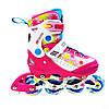 Ролики Explore Activa Girls 31-34 pink