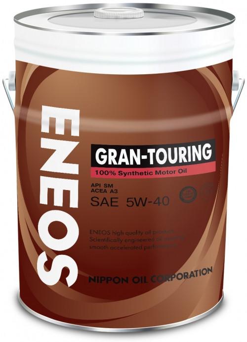 Масло моторное ENEOS SM 5W-40, 20 литров