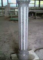 Монтаж колон з граніту, фото 3