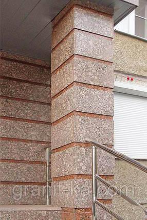 Колонны монолитные из гранита, фото 2