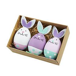Пасхальная игрушка для детей кролик (5477)