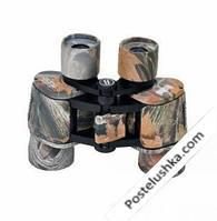 Бинокль BUSHNELL 8*40 TY-1506 (пластик, стекло, PVC-чехол)