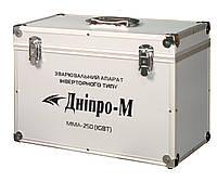 """Сварочный инвертор """"Дніпро-М"""" ММА (IGBT), 250 MC(метал. кейс) (70127014)"""