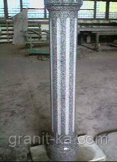 Украинская колонна из гранита, фото 2