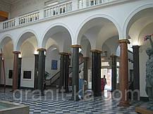 Декоративные колонны из гранита, фото 3