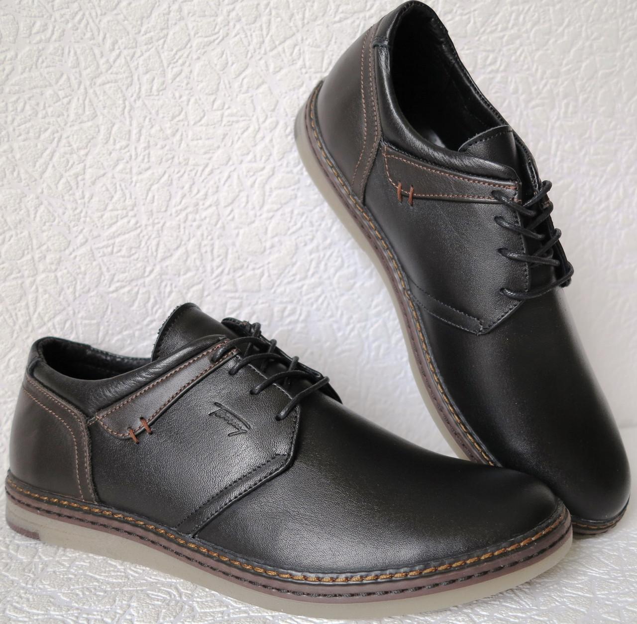 715b1303cead Tommy Hilfiger мужские черно коричневые кожаные мужские casual туфли