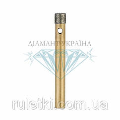 Коронка діамантова 6мм з керамограніту Діамант Україна