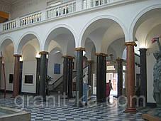 Круглі колони з граніту, фото 2
