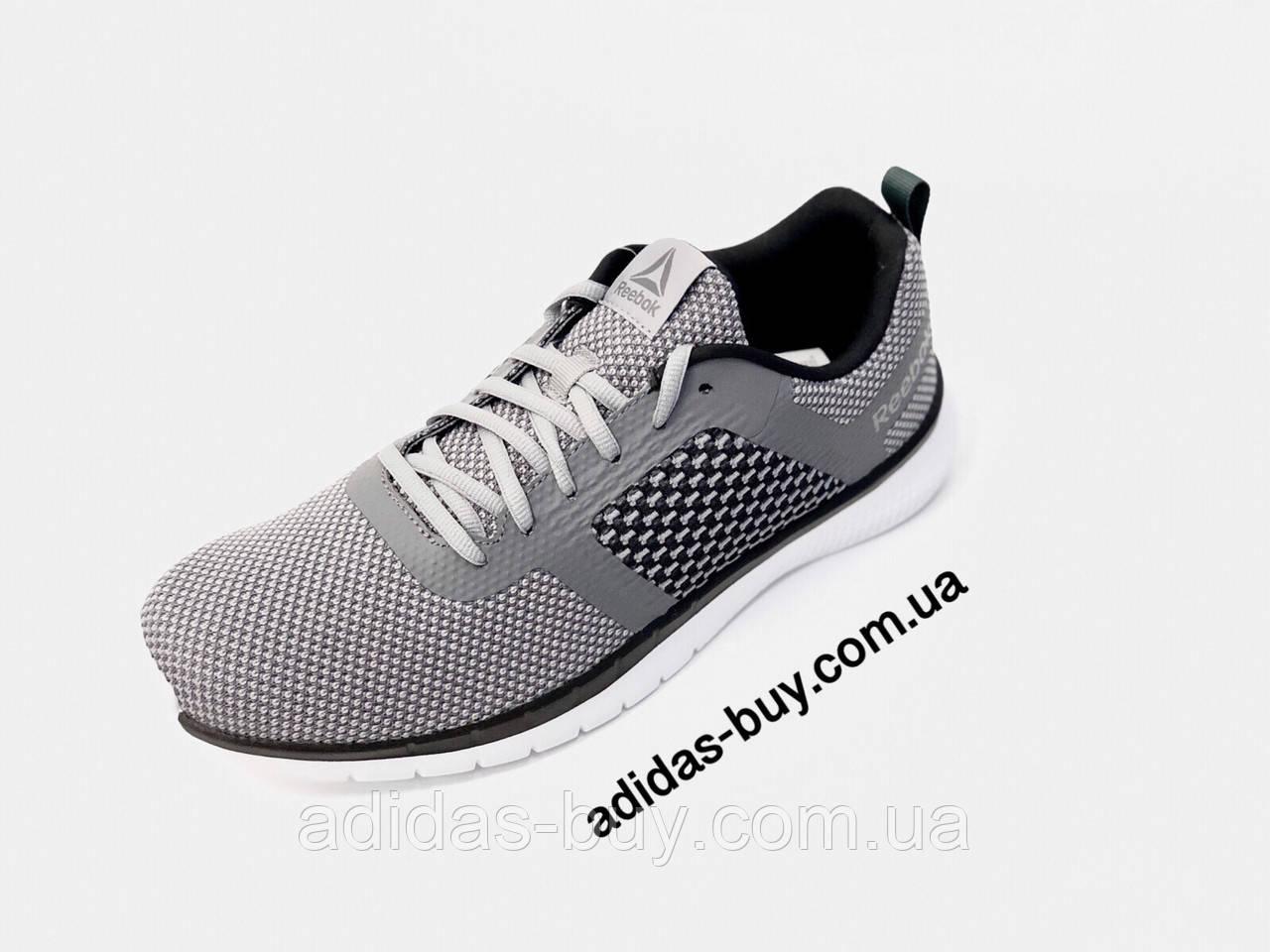 Кроссовки мужские Reebok PT PRIME RUNNER FC CN5675 оригинальные цвет: серый