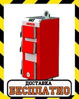 Котел длительного горения TatraMet Uni 40 кВт (сталь 6 мм), фото 1