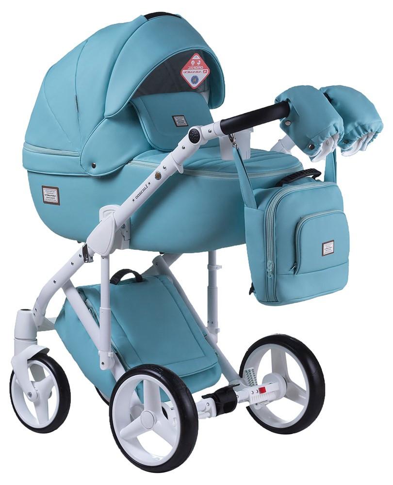 Дитяча універсальна коляска 2 в 1 Adamex Luciano Q113