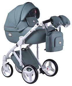 Детская универсальная коляска 2 в 1 Adamex Luciano Q114