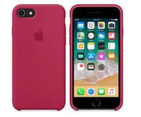 Чехол силиконовый Apple Silicone Case для iPhone 7/8, фото 1