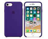 Чохол силіконовий Apple Silicone Case для iPhone 7/8, фото 2