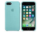 Чохол силіконовий Apple Silicone Case для iPhone 7/8, фото 4