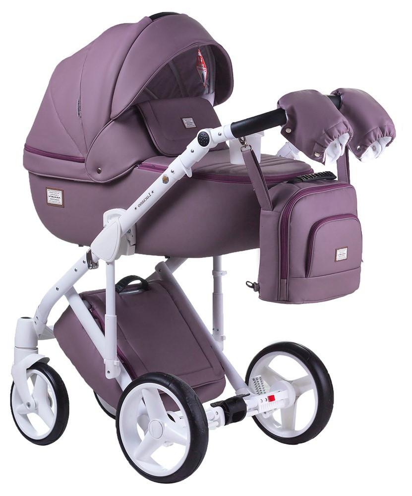 Детская универсальная коляска 2 в 1 Adamex Luciano Q115