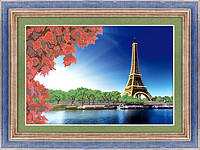 Схема для вышивки бисером Эйфелева башня 98163b1071b77