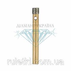 Коронка діамантова 8мм з керамограніту Діамант Україна