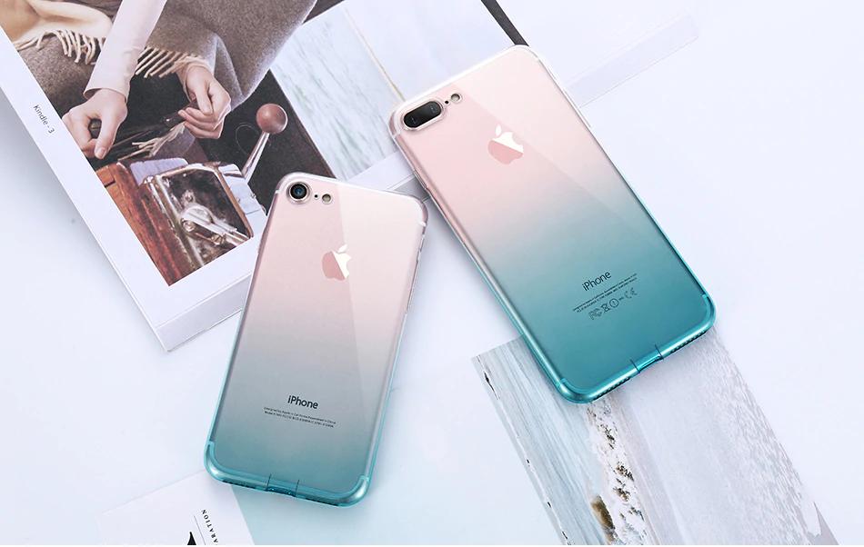 Чехол для iPhone 7 iPhone 8 Blue