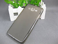TPU чехол для Samsung Galaxy A3 A300 сірий, фото 1