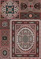 Плитка Атем Аладин настенная облицовочная Atem Aladdin Pattern Mix M 275х400 мм бежевая