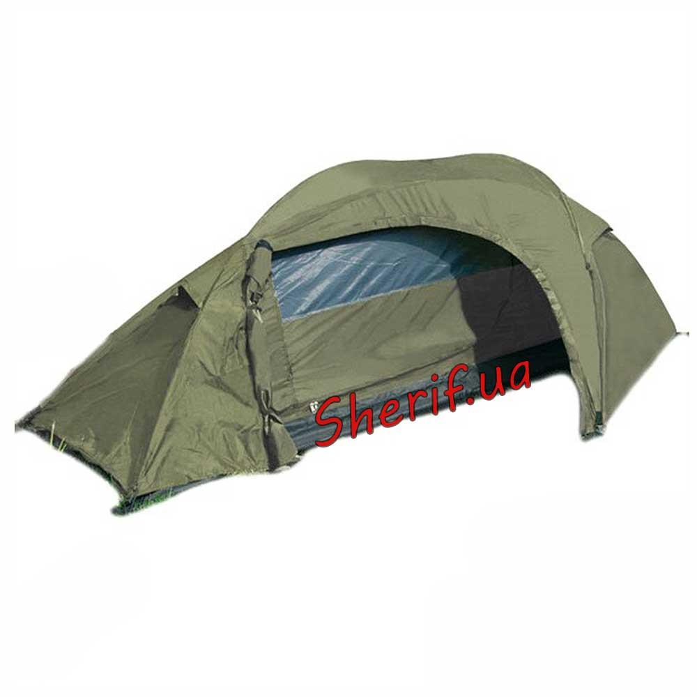 Палатка одно-местная RECOM MIL-TEC   Olive, 14201001