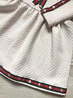Детское платье для девочки, на рост- 104-110 см. (арт.12-43), фото 1