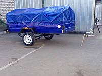 Прицеп автомобильный бортовой от завода производителя , фото 1