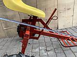 Адаптер до мотоблоку короткий (універс.маточина) БЕЗ коліс, фото 5