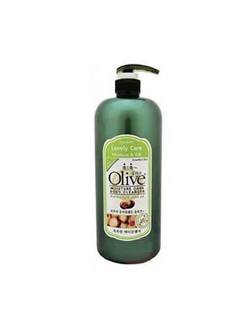 Гель для душу OLIVE для сухої шкіри з екстрактом оливи 1500 мл (075531), фото 2