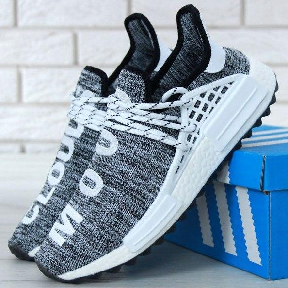 Мужские кроссовки Adidas NMD Human Race x Pharrell Williams
