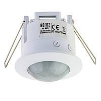 HOROZ Corsa HL485 датчик включения света белый потолочный врезной