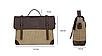 Мужская винтажная сумка , фото 5