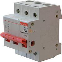 Автоматические выключатели E.NEXT 3р 32С