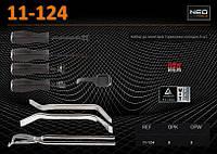 Инструмент для обслуживания тормозной системы 8 шт.,  NEO 11-124