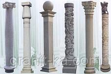 Подставка под колонну из гранита, фото 3