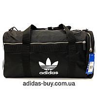2ea7f33a4acd Сумка спортивная дорожная adidas adicolor Duffel CW0618 цвет: черный