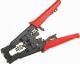 Инструмент для закрепления на кабеле компрессионных разъемов серий F BNC и RCA