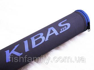 Тубус для удилищ KIBAS Angry Fish 120х7,5