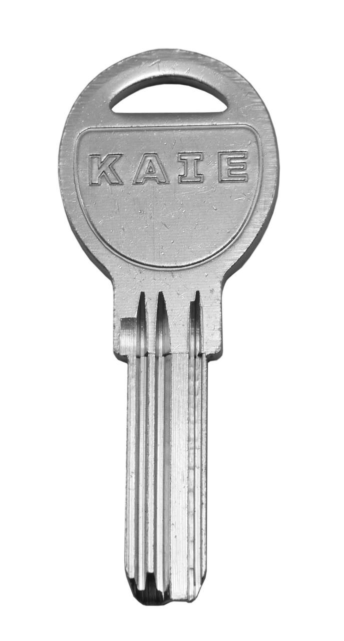 KALE - PKA17 (латунь) заготовка ключа