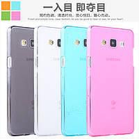 TPU чехол для Samsung Galaxy A7 A700 (4 кольори), фото 1