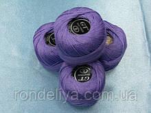 Нитки ірис фіолетовий № 111