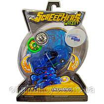 Машинка трансформер Джейхок Дикие Скричеры Jayhawk Screechers Wild Level 1
