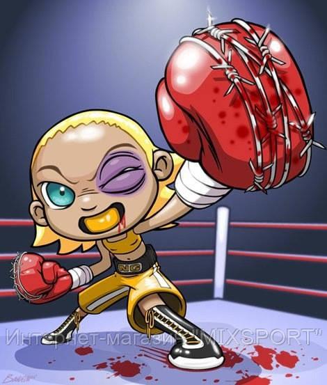 Боксерские анекдоты :)