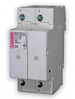 Разъединитель PCF 10 1P-LED 25A 900V DC
