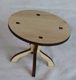 Іграшковий ляльковий стіл