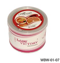 Цукровий віск для епіляції, 500 р. Апельсин, Lady Victory LDV WBW-01-07 /5-2
