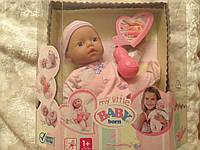 Кукла Baby Born My little Zapf creation